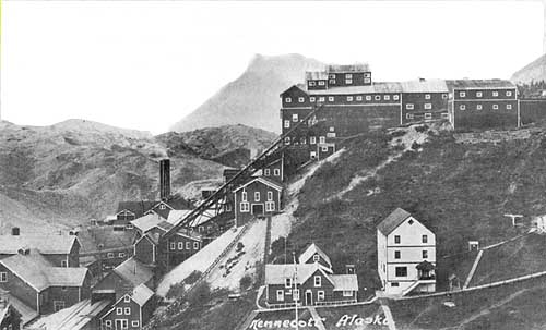 Kennicott in the 1930's