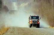 Dalton Highway truck